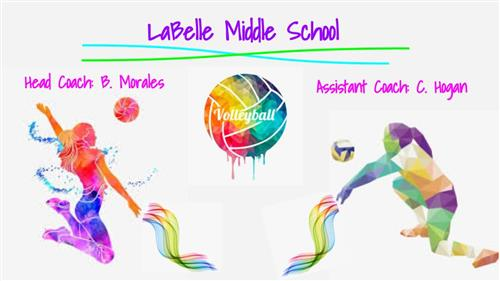 LaBelle Middle School Volleyball