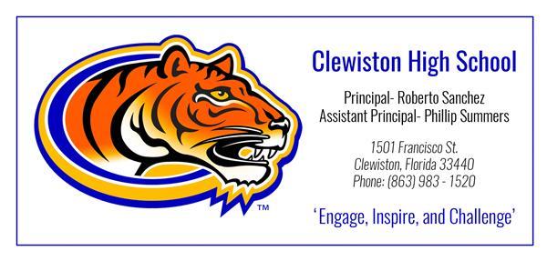 Calendario Tiger 2019.Clewiston High School Homepage