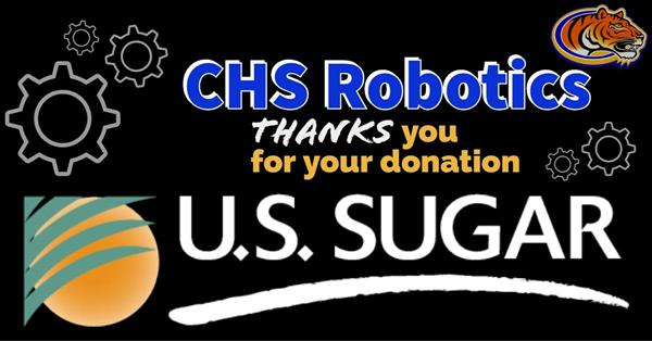 US Sugar Donation