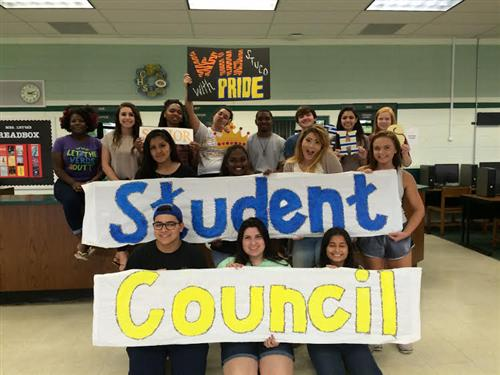 2015-16 Student Council