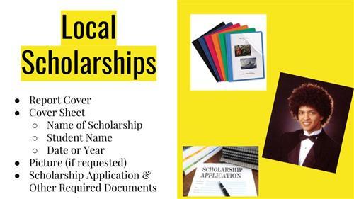 Guidance Department / Scholarship Information