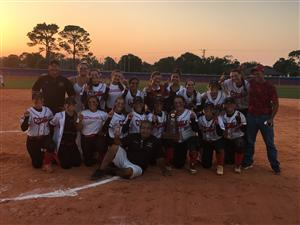 Softball District Champs